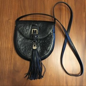 Henri Bendel Tassle Cross Body Bag